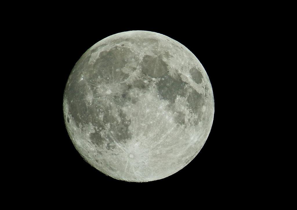 s-20140908 後楽園名月観賞会の満月 (1)