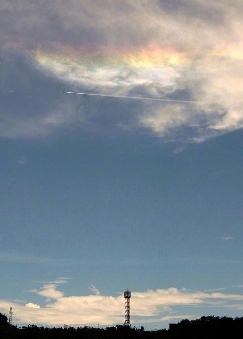空 2014年8月29日撮影