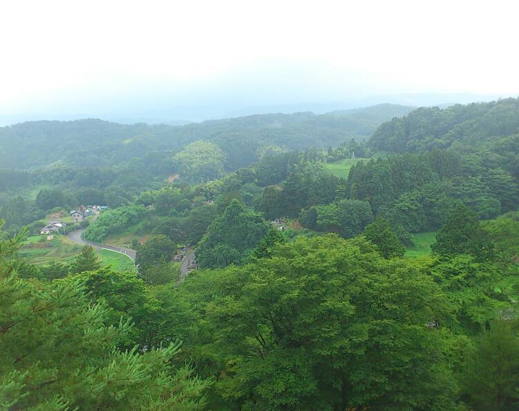 二本松城 (4)