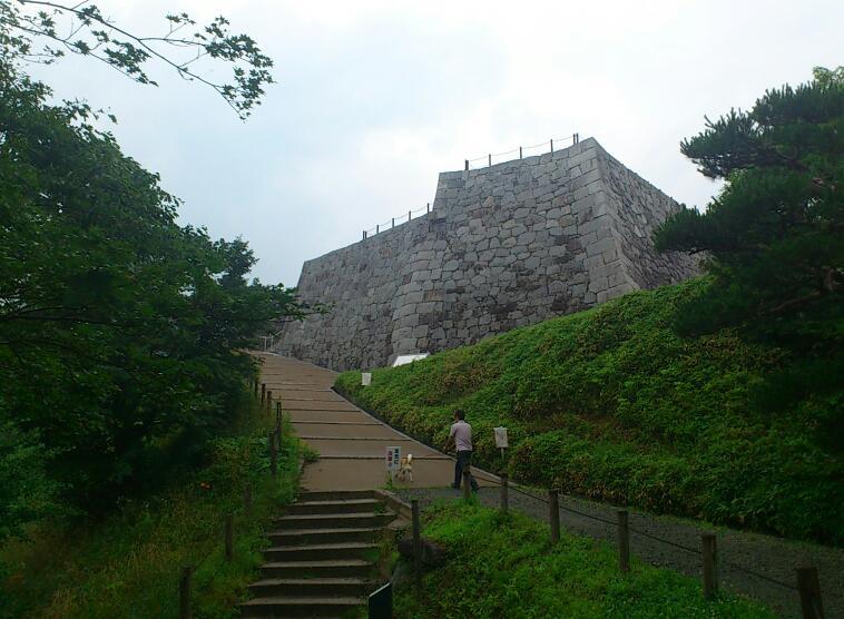 二本松城 (2)