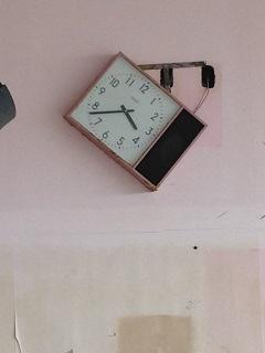 請地小 時計