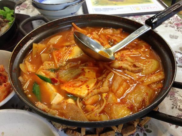 豆腐チゲ8