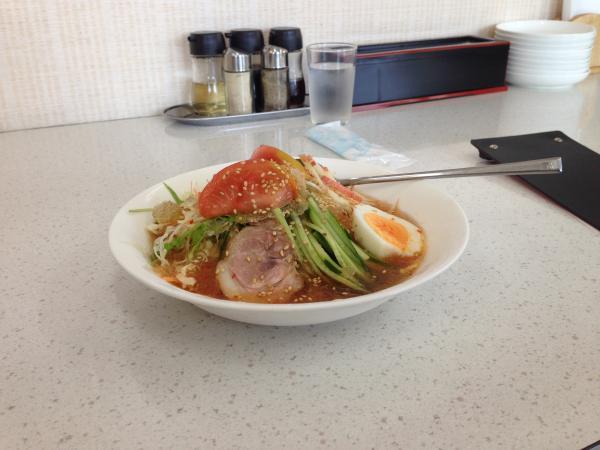 特製涼麺4