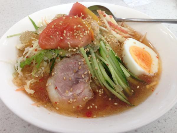 特製涼麺6
