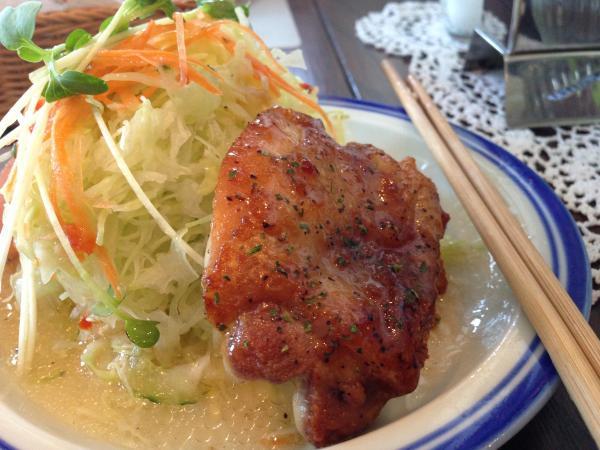 チキン照り焼き6