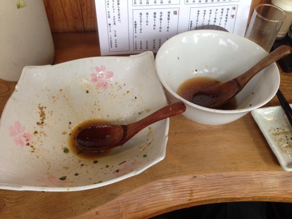 2皿完食10