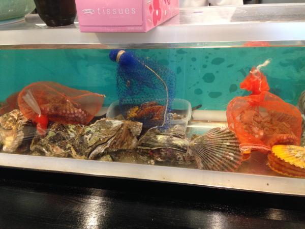 牡蠣など3