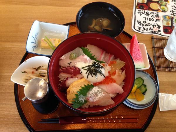 海鮮丼セット3