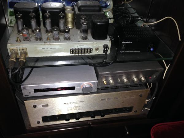 オーディオ装置4