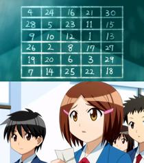 森田さんは無口。2 アニメ・原作対応表 Silence 17(TVアニメ版2期・第4話)