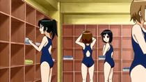 森田さんは無口 OVA アニメ・原作対応表(Bパート)