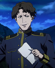 「白銀の意思 アルジェヴォルン」 掃討戦部隊の指揮官