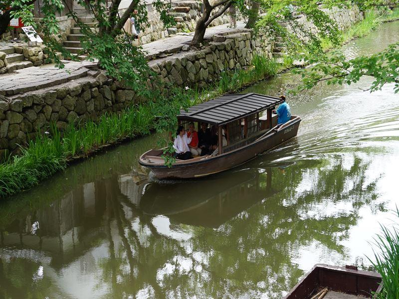 近江八幡 水郷
