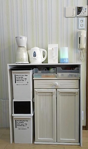 キッチン棚7
