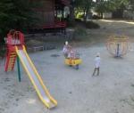 03朝の公園