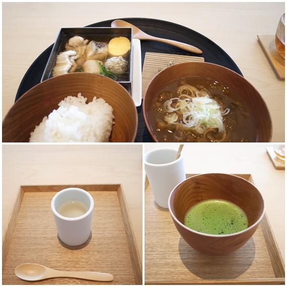 金田中デザート