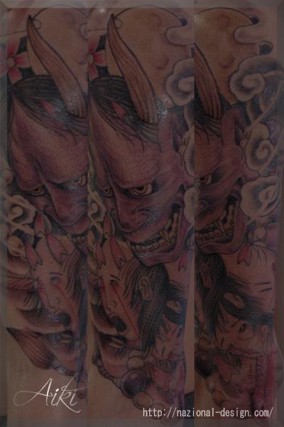 20140321般若刺青