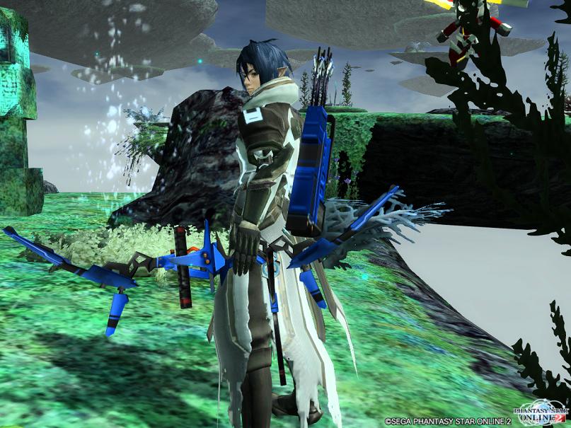 PSO2 青のバレットボウ 3