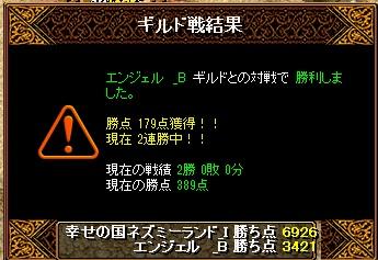 14.6.12エンジェル様 結果