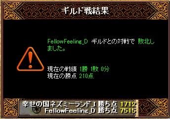 14.7.6FellowFeeling様 結果
