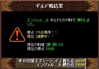 14.7.17エンジェル様 結果