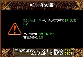 14.8.21エンジェル様 結果
