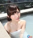 AKB48 片山陽加 セクシー 胸チラ おっぱいの谷間 入浴シーン お風呂 バスタオル 顔アップ カメラ目線 色気 高画質エロかわいい画像26