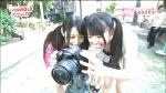 SKE48 木本花音 セクシー 胸チラ 小学生アイドル おっぱいの谷間 地上波キャプチャー ツインテール 高画質エロかわいい画像2