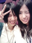 SKE48 古川愛李 中西優香 セクシー 舌出し ウインク ピース カメラ目線 顔アップ 高画質エロかわいい画像26