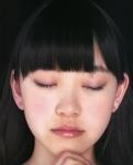 乃木坂46 堀未央奈 セクシー キス顔 顔アップ 目を閉じている 唇 高画質エロかわいい画像1