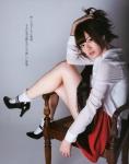 乃木坂46 白石麻衣 セクシー ミニスカート 太もも 挑発ポーズ 高画質エロかわいい画像9