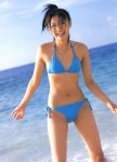榮倉奈々 セクシー ローレグビキニ水着 おへそ 太もも ビーチ 笑顔 女優 高画質エロかわいい画像16