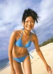 榮倉奈々 セクシー ローレグビキニ水着 おっぱいの谷間 太もも ビーチ 笑顔 女優 高画質エロかわいい画像17