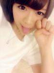 SKE48(元AKB48) 山内鈴蘭 セクシー 舌出し 顔アップ カメラ目線 自撮り ぶりっ子ポーズ 誘惑 高画質エロかわいい画像44
