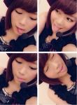 SKE48(元AKB48) 山内鈴蘭 セクシー 舌出し 顔アップ 自撮り 誘惑 目を閉じている 高画質エロかわいい画像45