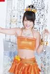 川栄李奈 セクシー AKB48選抜総選挙 水着サプライズ発表2014 下着のようなビキニ水着 脇 おへそ 高画質エロかわいい画像14