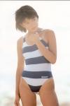 羽田美智子 セクシー ハイレグ水着 太もも ムチムチ 女優 1980年代アイドル 壁紙サイズ 高画質エロかわいい画像2