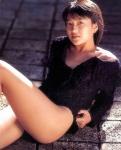 羽田美智子 セクシー ハイレグ水着 太もも 女優 1980年代アイドル 誘惑 高画質エロかわいい画像4