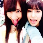 AKB48 鈴木紫帆里 平田梨奈 セクシー 舌出し 顔アップ ウインク カメラ目線 自撮り 高画質エロかわいい画像3 ザーメン待ち