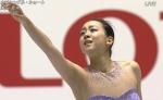 浅田真央 セクシー 脇 顔アップ 地上波キャプチャー フィギュアスケート女子 高画質エロかわいい画像22