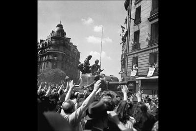 Le-25-aout-1944 パリ解放