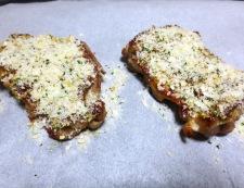 チキンのマスタードチーズパン粉焼き 調理③