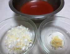 タラのソテーチリソース 調味料