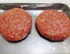 おろしトマトわさびハンバーグ丼 【下準備】②