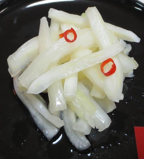 白菜の甘酢漬け B