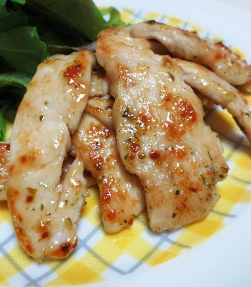 鶏胸肉のハーブ焼き B