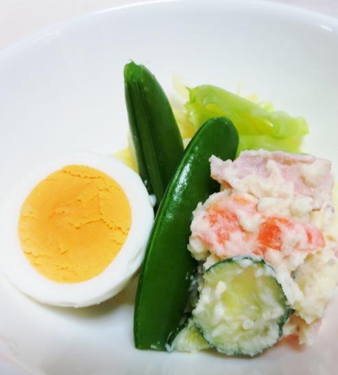 春野菜のサラダ B