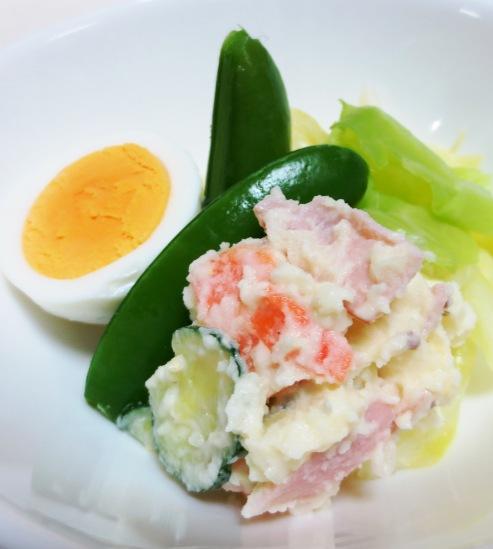 春野菜のサラダ 大