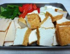 家常豆腐 【下準備】②