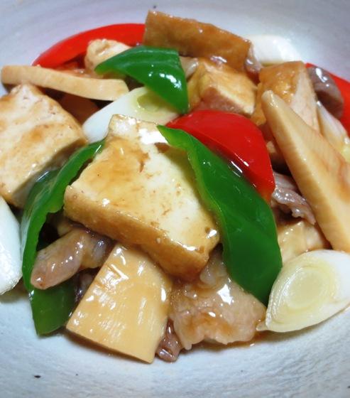 家常豆腐 B